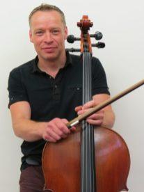 Rupert Paton - Cellist