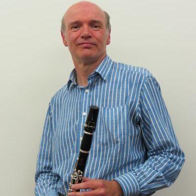Simon Barker - Clarinet