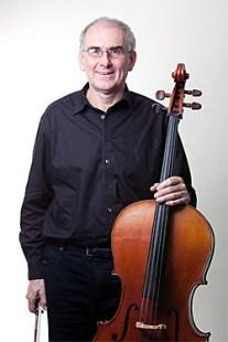 Chris Cresswell - Cello