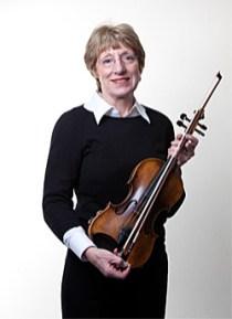 Christine Baker - Violin 2
