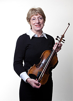 Christine Baker - Violin 2