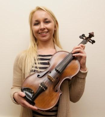 Emily Weeks - Violin 2
