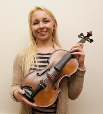 Emily Weeks - Violin 2