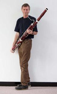 Hugh Dixon - Bassoon