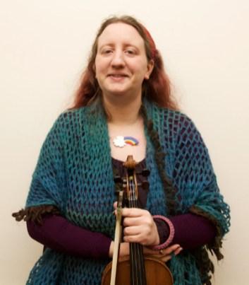 Joanna Munroe - Violin