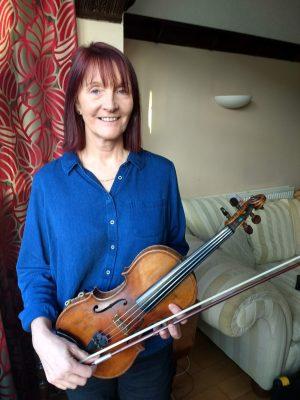Gerardine McDermott - Violin