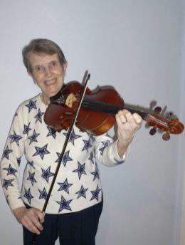 Penny Foley - Viola