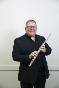 Jeff Rimmer - Conductor and Flautist