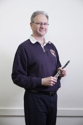 Nigel Kench - Flute and Piccolo