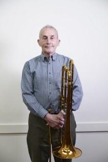 Geoff McNicol - Bass Trombone