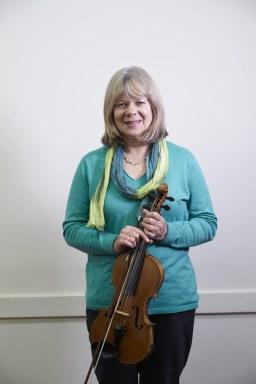 Elizabeth Rothwell - Violin