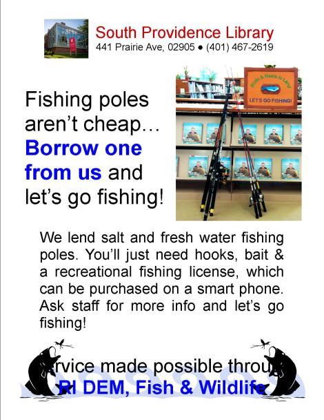 fishing-poles