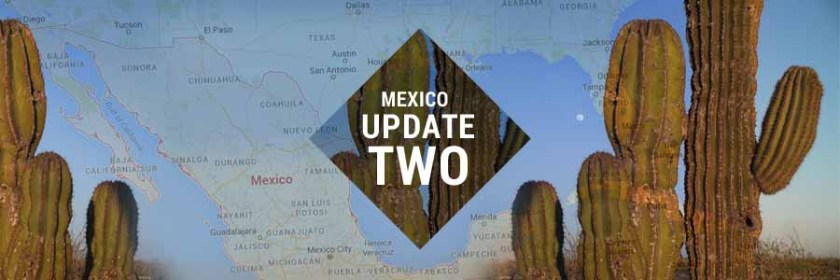 Mexico post banner