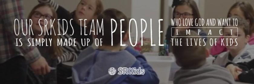 SRKids Volunteer Page Header