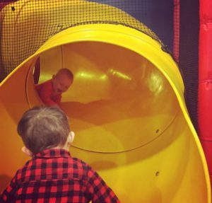 McDonalds Play Place is one of the best indoor activities for kids in South Surrey White Rock