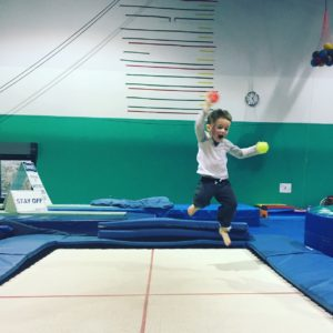 White Rock Gymnastics daily Drop in is one of the best indoor activities for kids in South Surrey White Rock