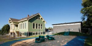 Semiahmoo family Place is one of the best indoor activities for kids in South Surrey White Rock