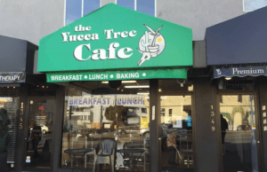 Best breakfast in south surrey white rock includes the Yucca Tree