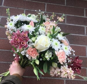Valentine's Day gift ideas in south surrey white rock include fresh flowers