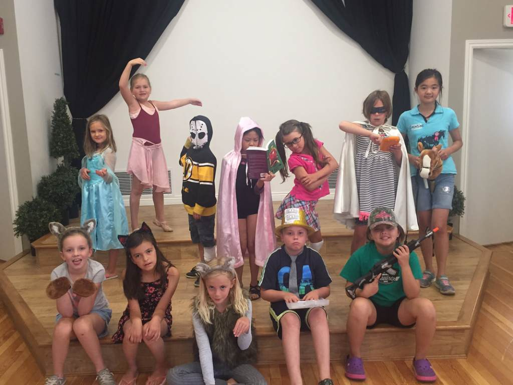 The Drama Class Summer Program for Kids