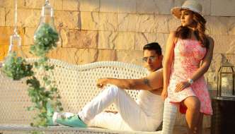 Exclusive images of Iru Mugan movie