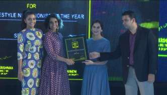 Sridevi Jasti wins SouthScope's Best Lifestyle Nutritionist of the Year Award