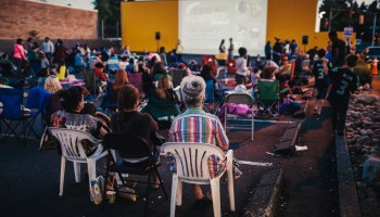 Skyway Outdoor Cinema (Photo: Jordan Nicholson)
