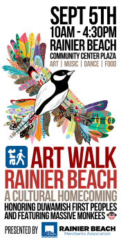 Art Walk Rainier Beach