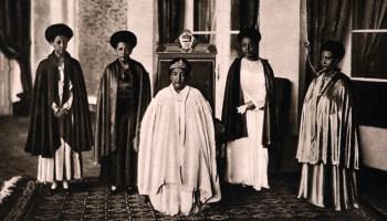 Empress Menen Asfaw - Revolutionary Women