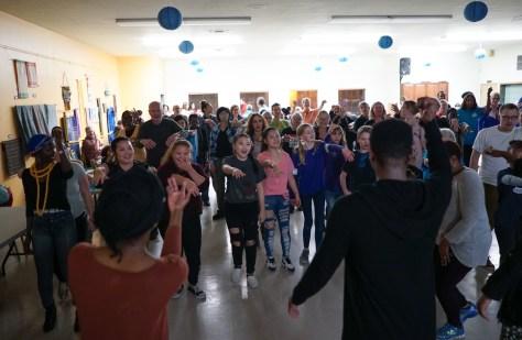Dance party 15