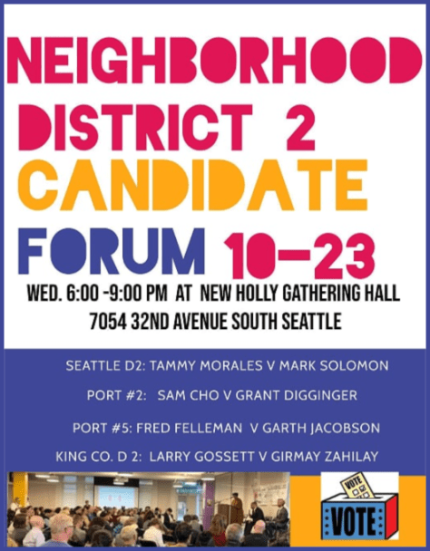 19 D2 CANDIDATE FORUM 10-23 UPDATED FLYER 10-10.png
