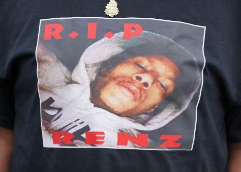 Lorenza Anderson's Memorial 3-