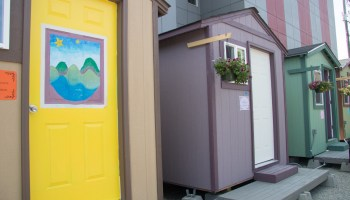 Photo of tiny houses in Seattle