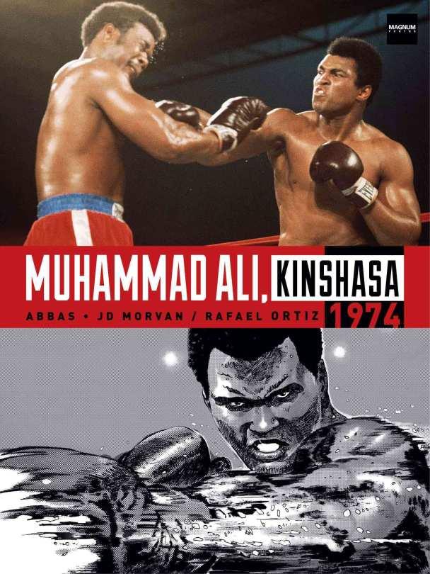 "Cover of ""Muhammad Ali, Kinshasa 1974."""
