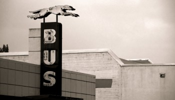 Featured image (greyhound bus station) is attributed to R. Miller and used under a Creative Commons license.
