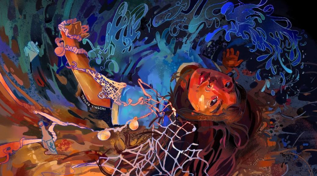llustration by Taylor Yingshi
