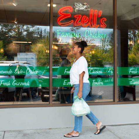 Another reason to love the Seattle-based fried chicken restaurant chain: the new Rudd's R.U.B.B. Initiative will provide grants to small, Black-owned businesses and organizations in Washington. Photo courtesy of Ezell's Famous Chicken.