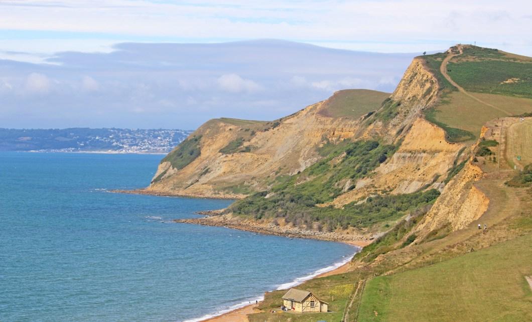 Coast at Eype, Dorset