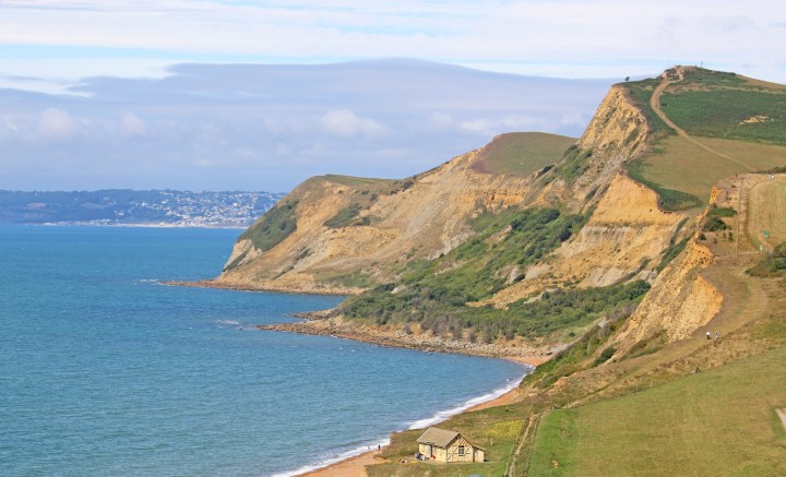 Coast at Eype, Dorset
