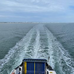Wightlink ferry to the IOW
