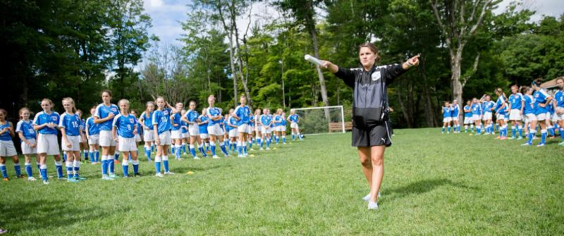 Leading the way at South Shore Select Soccer