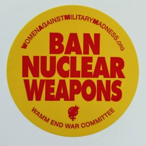 U.S. must sign the treaty to ban nuclear weapons