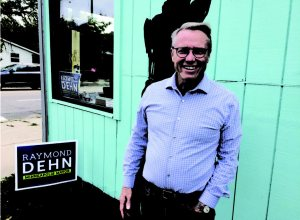 For mayor, Ray Dehn