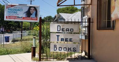 Dead Tree Books San Antonio