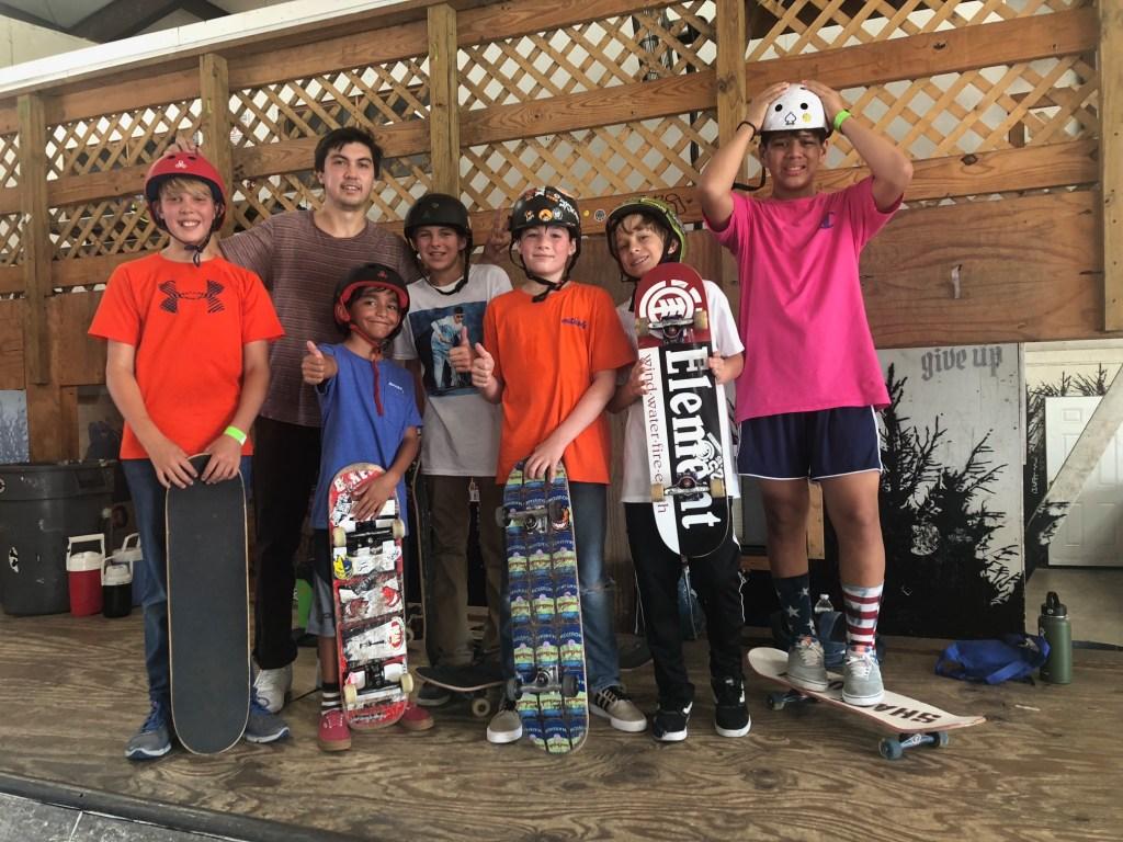 southside skatepark instructional day camp