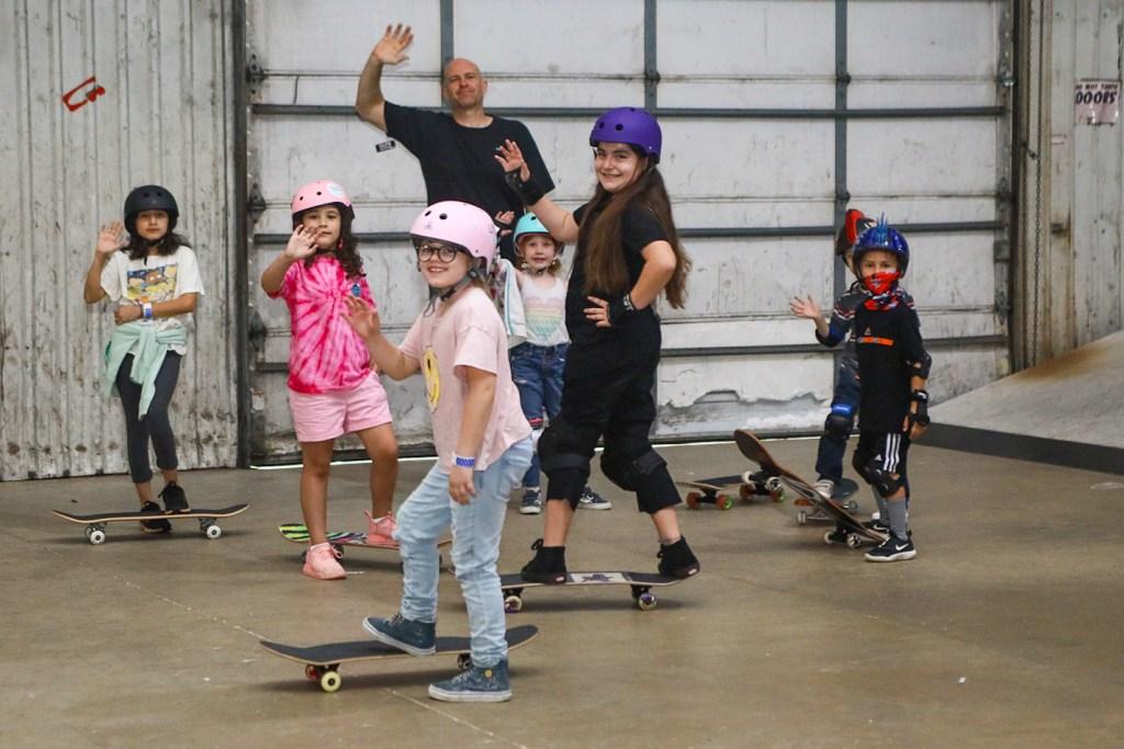 Skateboard Day Camp Summer 2021 at Southside Skatepark 5