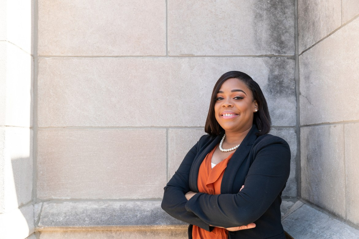 Meet the Challengers: Kina Collins – South Side Weekly