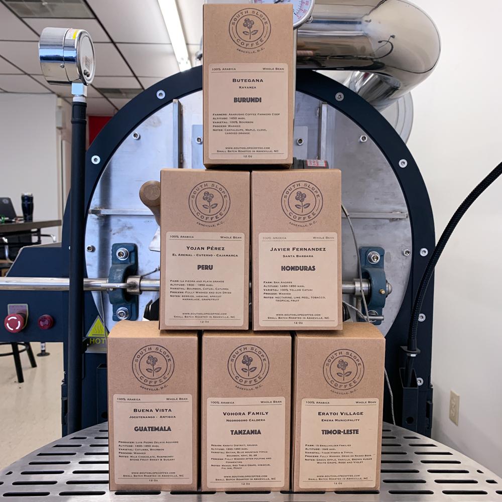 Six 12 Oz Boxes (Three Boxes Shipped Bi-Weekly)