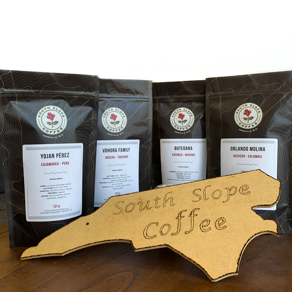 Four 12 Oz Bags (Two Boxes Shipped Bi-Weekly)