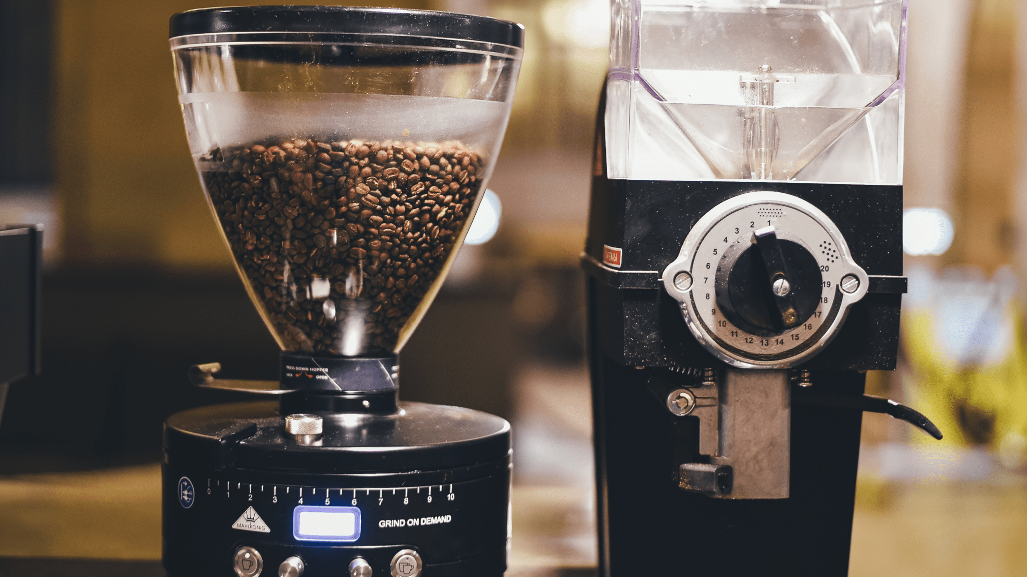 Should You Own A Coffee Grinder?